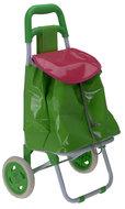 Kinderboodschappenwagen Groen