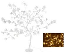 Bloemenboom met fiberverlichting (100 cm)