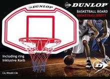 basketbalring met bord (90 x 60 cm)