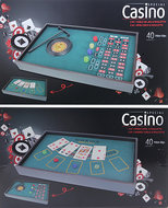 Roulette en Blackjack (2-in-1)