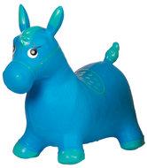 Skippypaard (blauw)