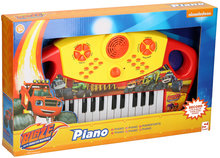 Keyboard Blaze and the monster Machines