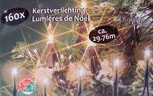 Kerstverlichting helder (160 lampjes)
