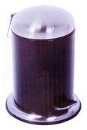 Excellent-Houseware-Pedaalemmer-3-liter-(zwart)