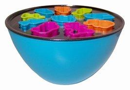 Beslagkom-met-Bakvormen-Aqua-(12-delig)