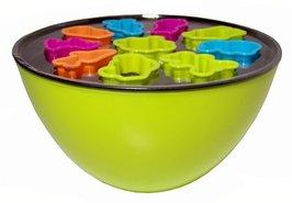 Beslagkom-met-Bakvormen-Lime-(12-delig)