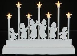 Kerstdecoratie-(engeltjes)
