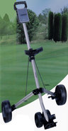 Golftrolley-met-3-Wielen