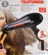 Haardroger-Föhn