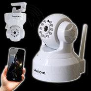 Grundig-WIFI-Beveiligingscamera-(Plug-&-Play)