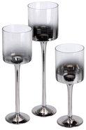 Kandelaars-Glas-(set-van-3-stuks)