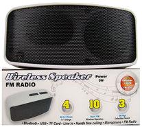 Speaker-Bluetooth-met-Radio