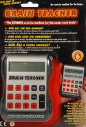 Brain-Teacher-Geheugen-Tester