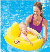 Zwemband-Babyzitje