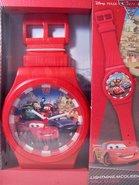 Klok-in-de-Vorm-van-een-Horloge-(Cars)