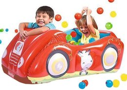 Ballenbak-Racewagen