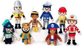 Knuffels-van-Playmobil-(set-van-8-stuks)