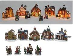 Kerstdorp-met-Verlichting