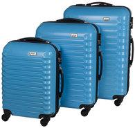 Kofferset-Trolleyset-ABS-(lichtblauw)