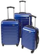 Kofferset-Trolleyset-ABS-(blauw)