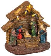 Kerststal-met-led-verlichting