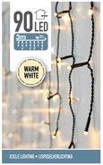 Kerstverlichting-IJspegels-Warmwit-(3-meter)