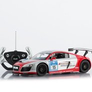 Afstand-Bestuurbare-Auto-Audi-R8-LMS-(rood-wit)