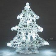 Kerstboom-(25-cm)-met-Led-verlichting