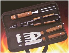 Barbecue-BBQ-Bestekset-(4-delig)