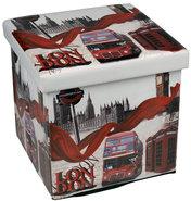 Poef-Opbergbox-London-Opvouwbaar-(38-x-38-x-38-cm)