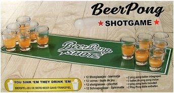 Drankspel-Beer-Pong