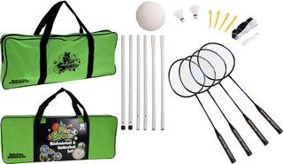Badminton-en-Volleybalset