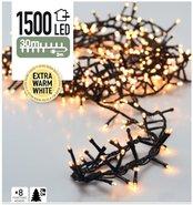 Clusterverlichting-Kerstverlichting-Kerstboomverlichting-Lichtsnoer-Warmwit-(30-meter)