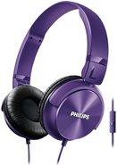 Philips-SHL3065PP-00-Koptelefoon-DJ-style-met-microfoon-(paars)