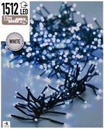 Clusterverlichting-Kerstverlichting-Lichtsnoer-Kerstboomverlichting-Wit-(11-meter)