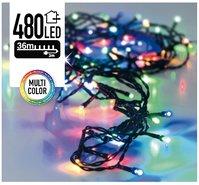 Kerstverlichting-Kerstboomverlichting-Lichtsnoer-Meerkleurig-(36-meter)