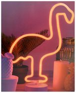 Lichtslang-Flamingo-(hoogte-42-cm)